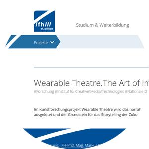 Fachhochschule St. Pölten 01.04.2017
