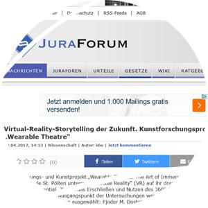 Jura-Forum 10.04.2017