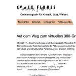 Codex Flores 13.04.2017