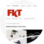 FKT Magazin 06.11.2017